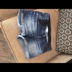 Liz Lange maternity shorts and maternity pants
